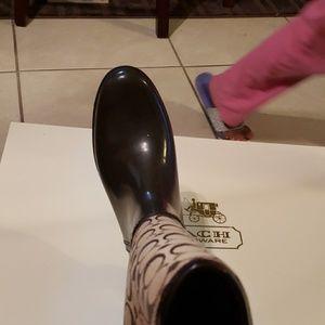 Coach Shoes - COPY - Coach rainboots